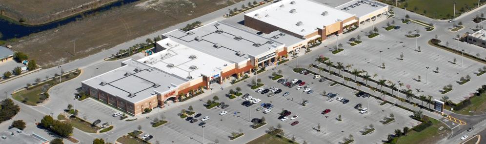 North American Properties Retail Space Listings